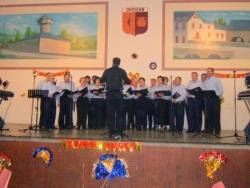 la chorale LA CLE DES CHAMPS