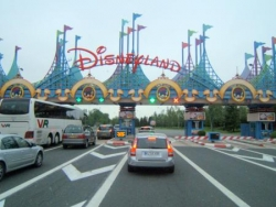 Séjour à Disneyland