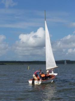 sortie au lac de Soustons le dimanche 12 septembre 2010