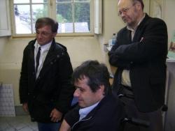 Venue de notre président Jean-Marie Barbier en Midi Pyrénées