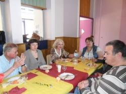 Rencontre bénévoles avril 2011