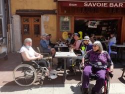 Séjour à Saint Jorioz du 31 mai au 4 juin 2021