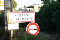 Voyage à Hyéres 2010