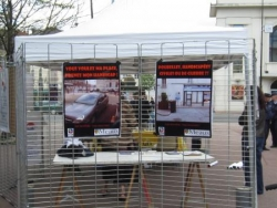 Affiches stand