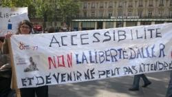Manifestation Ad'AP - Mai 2014