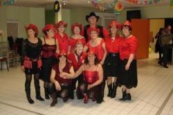 La troupe de danse Country !!