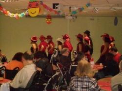 Les danseurs de Country