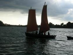 Vue du bateau 3