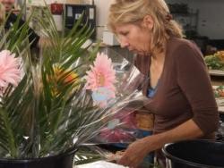 Préparation des fleurs 2