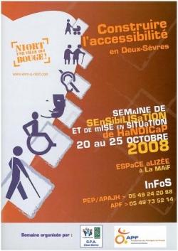 Construire l'accesibilité en Deux-Sèvres