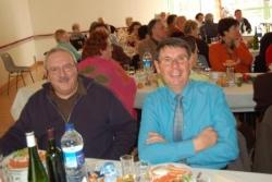 Repas de Noël 2008