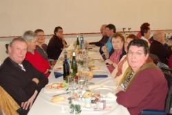 Repas Noël 2008
