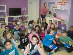 Sensibilisation école du Breuil, janvier 2015, Albi