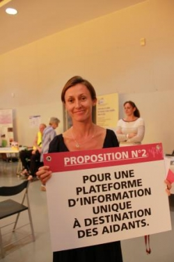 Journée nationale des aidants du 6 octobre 2014