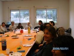 REPAS-PARTAGE DU 4/02/2009