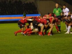 Rugby 1 décembre 2012