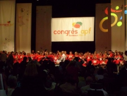 CONGRES APF BORDEAUX 2011