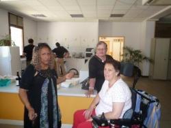 Repas des bénévoles juin 2009