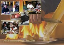 Repas Partage : Raclette 2014