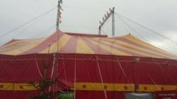 Sortie avec la délégation de Marseille au cirque