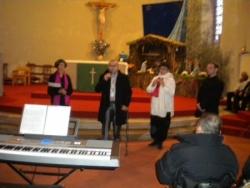 Présentation des deux Chorales, du chef de choeur