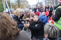 Thierry Craipeau interpelle la Ministre