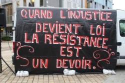 Manif à Nantes le 24 novembre 2014