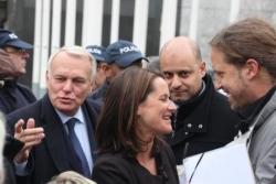 Jean-Marc Ayrault, Mme la Maire de Nantes et notre