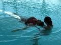 Rencontre en piscine