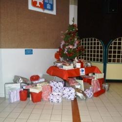Fête de noël le 15 décembre 2012