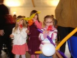 Fête de noël le 3 décembre 2011