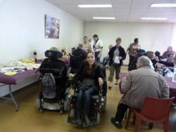 Rencontre adhérents-bénévoles du 11 juin 2011