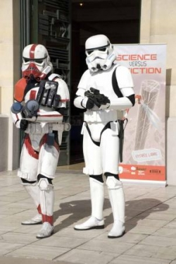 salon science versus fiction 2011