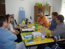 Discussion entre aidants