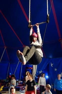 Cirque 3ème semaine