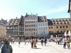 Séjour à Strasbourg par Corentin