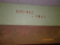 Expression libre !