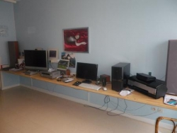 La matériel informatique personnel d'un résident