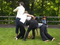 atelier danse mixte