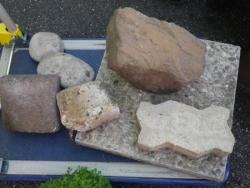 De belles pierres