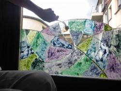 Décoration des vitres