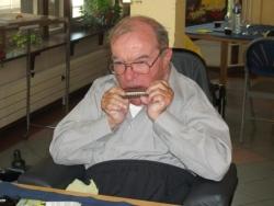 Joseph le joueur d'harmonica