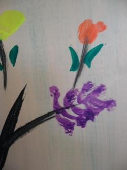 Fleur toujours