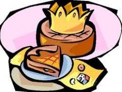 Jeux et galette des rois avec les enfants