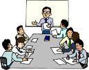 L'équipe de direction