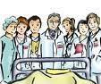 L'équipe soignante, médicale