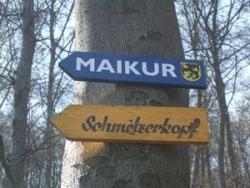 Maikur 8km de marche
