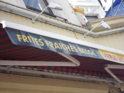 la frite c'est la fête
