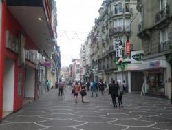 Les rues pietonnes de Lille