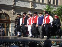 Spectacle danse folklorique